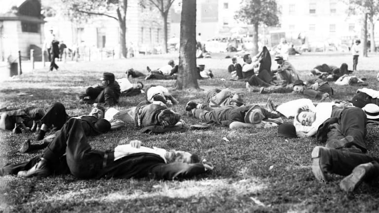 The Killer 1911 Heat Wave That Drove People Insane
