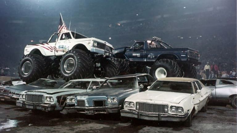 Bigfoot vs. USA-1: The Birth of Monster Truck Madness