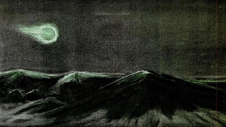Why Mysterious Green Fireballs Worried the U.S. Government in 1948