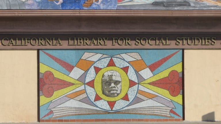 This Little-Known L.A. Library Offers a Look into Political Movements of the Past