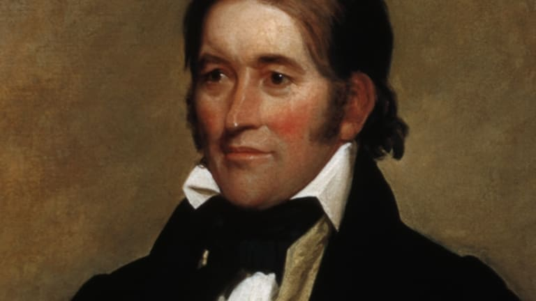 Davy Crockett Was an Early PR Genius