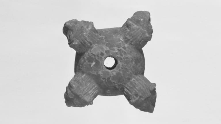 Ancient 'Fidget Spinner' Is Actually a Weapon