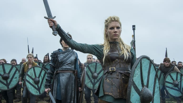 DNA Proves Viking Women Were Powerful Warriors