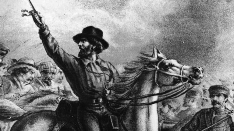 Why Lincoln Wanted an Italian Freedom Fighter to Lead His Army