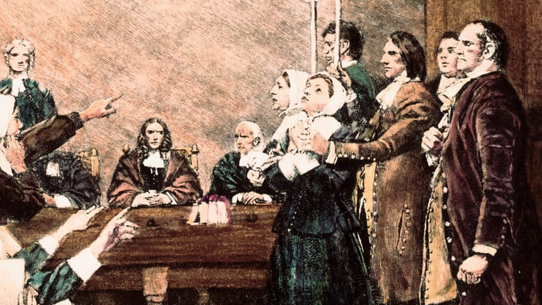 5 Notable Women Hanged in the Salem Witch Trials