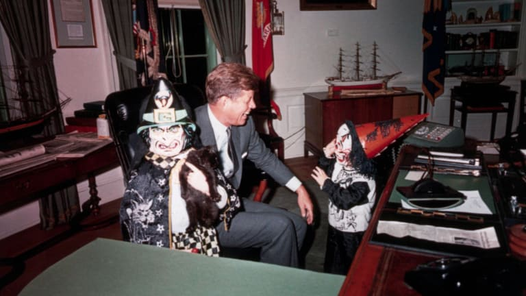Monsters in the White House: The Best Presidential Halloween Costumes