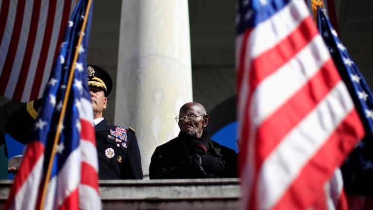 Oldest U.S. Veteran, Richard Overton, Dies at 112