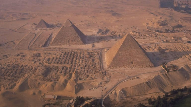 How Did Egyptians Build the Pyramids? Ancient Ramp Find Deepens Mystery