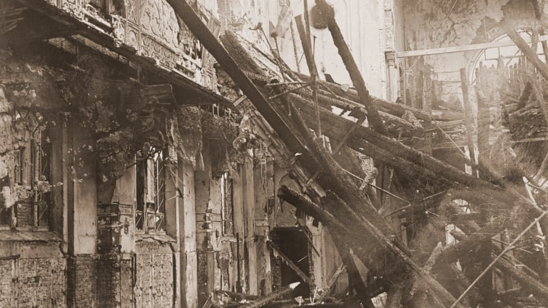 10 Kristallnacht Photos That Capture the Horror of 'The Night of Broken Glass'