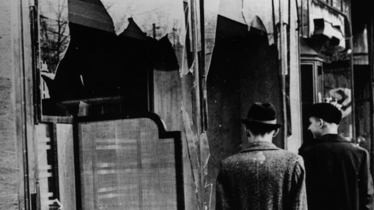Americans Were Shocked by Kristallnacht—But Their Outrage Soon Faded