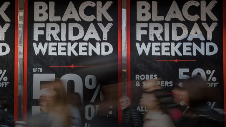 What's the Real History of Black Friday?