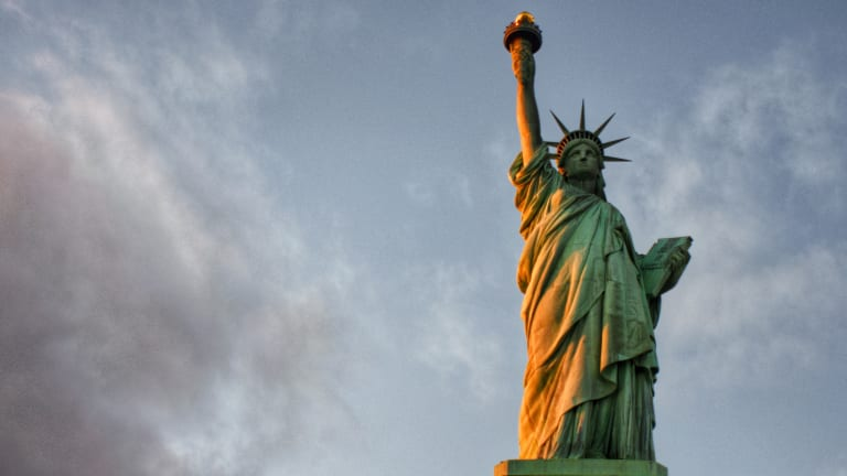 Statue of Liberty: The Making of an Icon