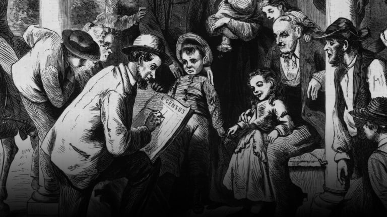 The 1840 U.S. Census Was Overly Interested in Americans' Mental Health