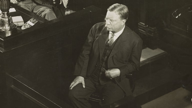Teddy Roosevelt Got Sued for Libel. He Said He 'Enjoyed' the Trial