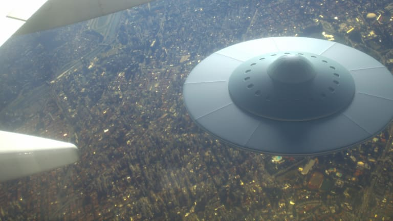 These 5 UFO Traits, Seen by Navy Fighters, Defy Explanation