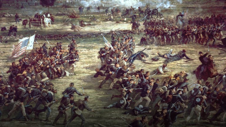 How The Battle Of Gettysburg Turned The Tide Of The Civil War History