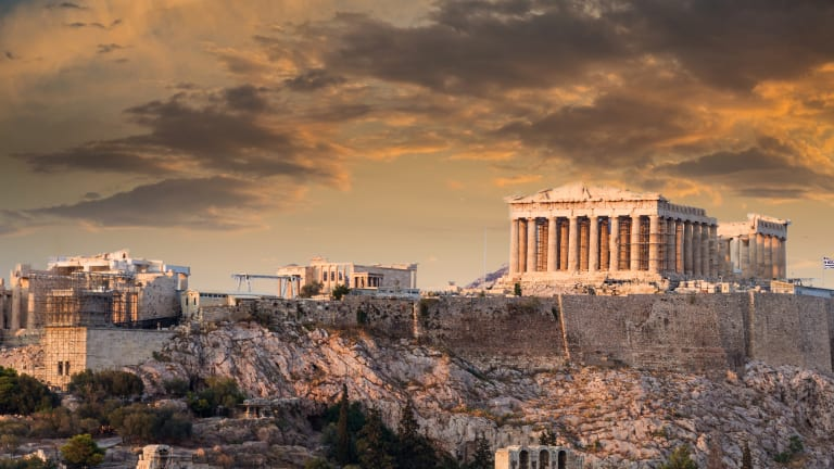 How the Ancient Greeks Designed the Parthenon to Impress—And Last