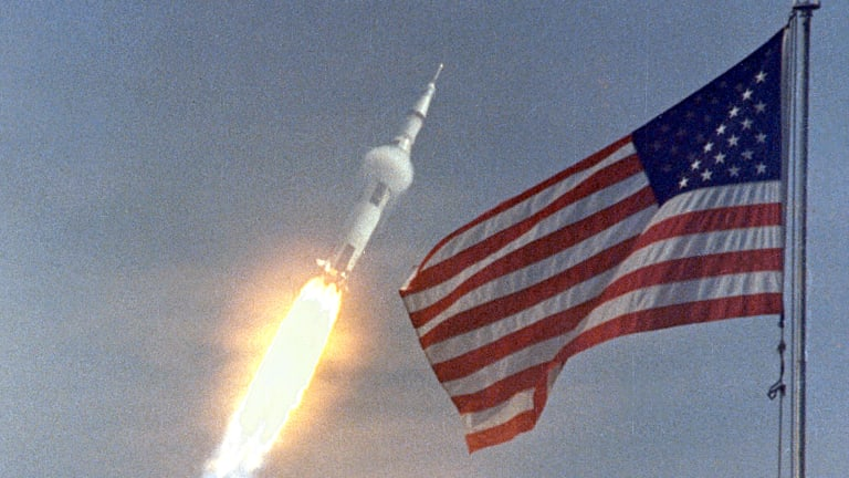 How JFK, LBJ and Nixon All Put Their Stamp on the Apollo 11 Moon Landing