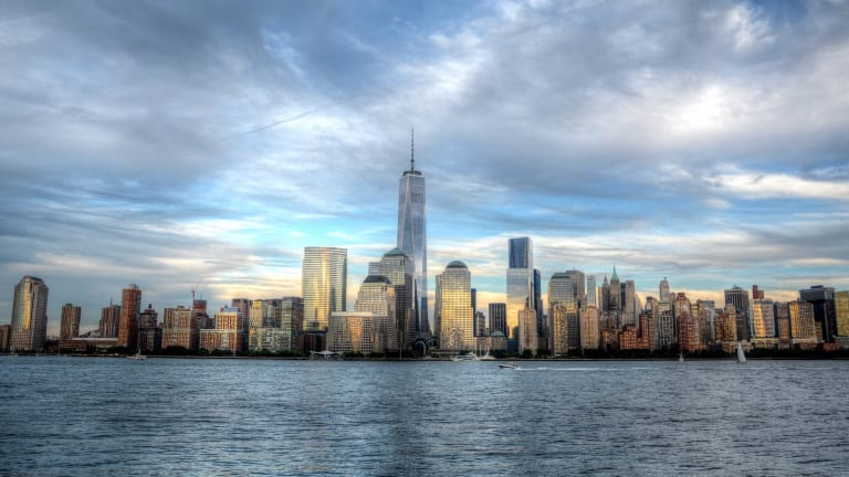 One World Trade Center officially opens in New York City, on the site of the Twin Towers