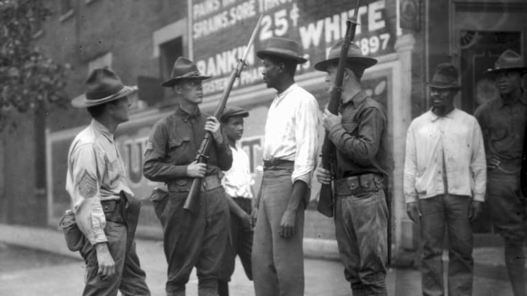 Red Summer of 1919: How Black WWI Vets Fought Back Against Racist Mobs