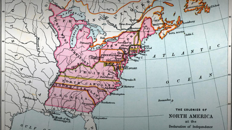 13 Facts About the 13 Colonies
