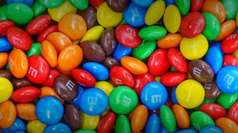 Six Times M&Ms Made History