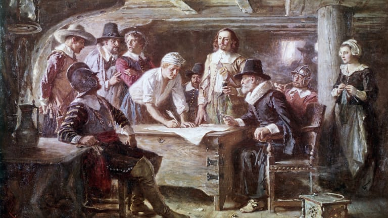 How the Mayflower Compact Laid a Foundation for American Democracy