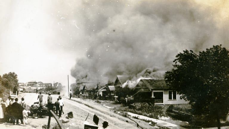 'Black Wall Street' Before, During and After the Tulsa Race Massacre: PHOTOS