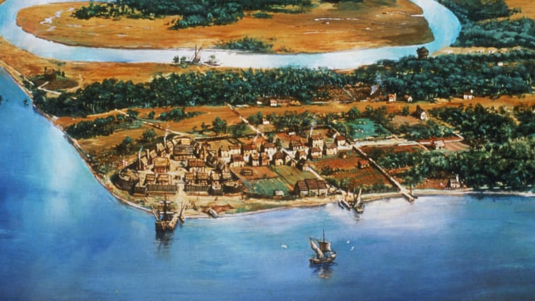 10 Things You May Not Know About the Jamestown Colony