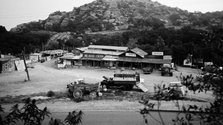 How Spahn Ranch Became a Headquarters for the Manson Family Cult