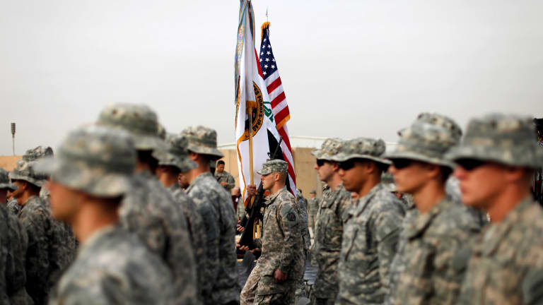 U.S. declares an end to the War in Iraq