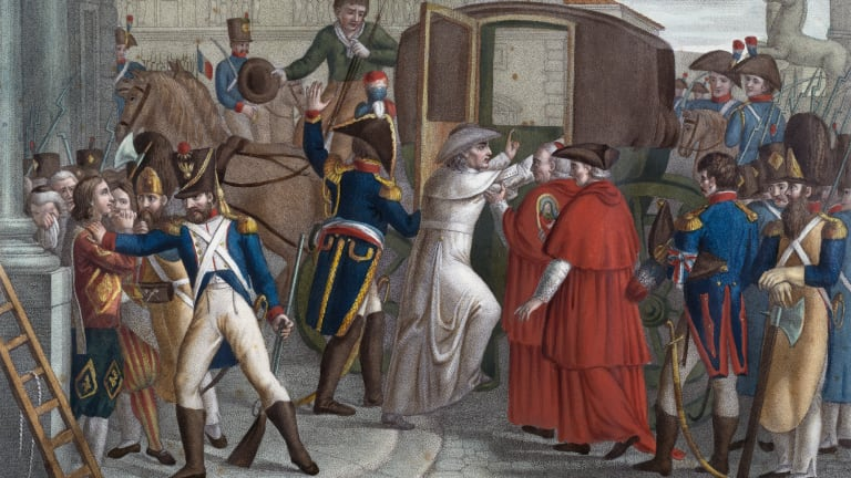 Why Napoleon Kidnapped One Pope After Another