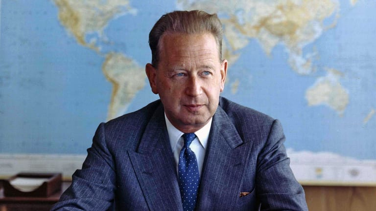UN Leader Dag Hammarskjold Died in Mysterious Circumstances in 1961. What Really Happened?
