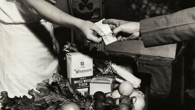 How Did Food Stamps Begin?