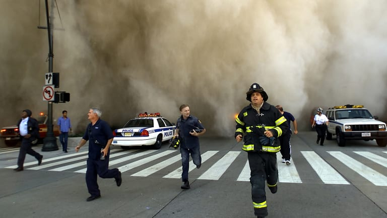 September 11: Photos of the Worst Terrorist Attack on U.S. Soil