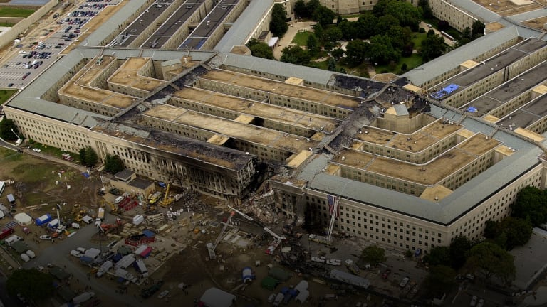 How the Pentagon's Design Saved Lives on September 11