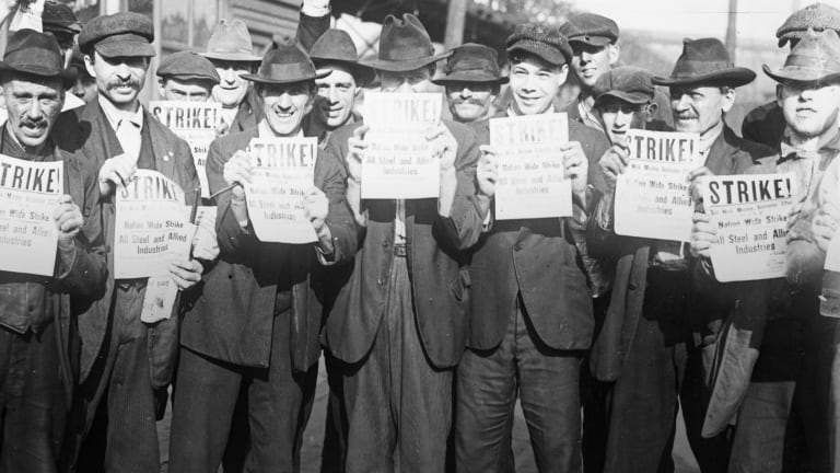 Why the Great Steel Strike of 1919 Was One of Labor's Biggest Failures