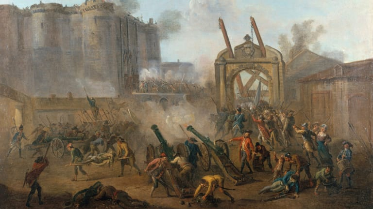 How Bread Shortages Helped Ignite the French Revolution