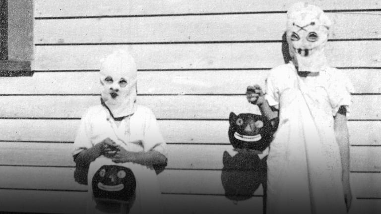 How Trick-or-Treating Became a Halloween Tradition