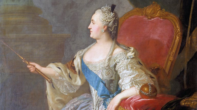 8 Things You Didn't Know About Catherine the Great