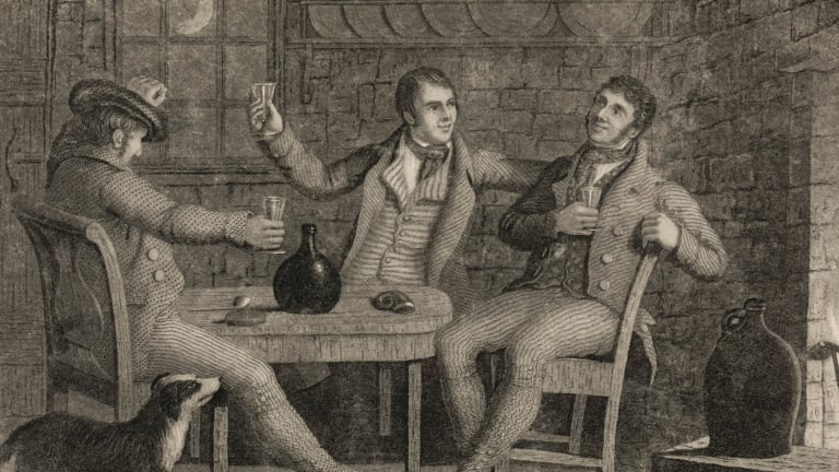 When Whiskey Was the Backbone of the US Economy