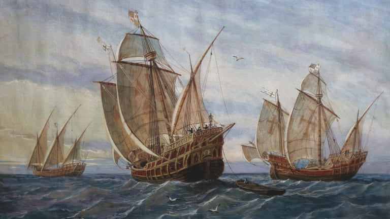 How the Columbian Exchange Brought Globalization—And Disease