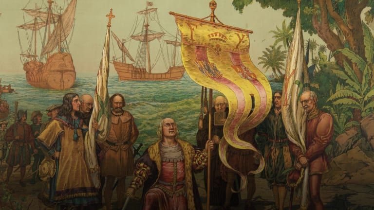 The Ships of Christopher Columbus Were Sleek, Fast—and Cramped