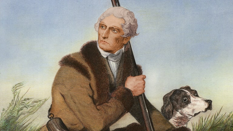 8 Things You Might Not Know About Daniel Boone