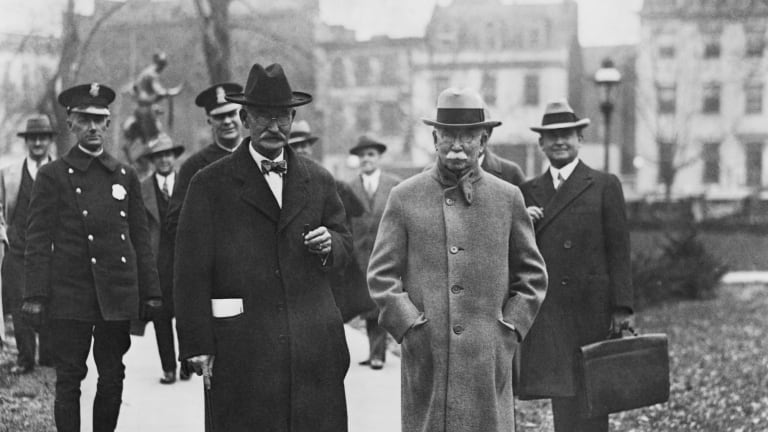 Cabinet member found guilty in Teapot Dome scandal