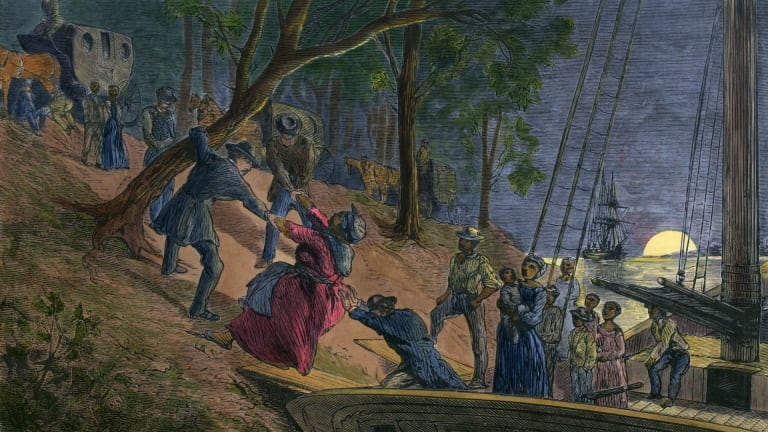 6 Strategies Harriet Tubman and Others Used to Escape Along the Underground Railroad
