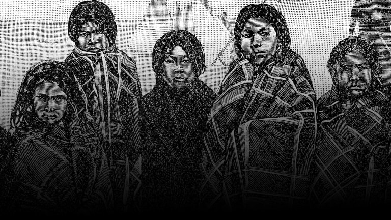 How Native Americans Struggled to Survive on the Trail of Tears