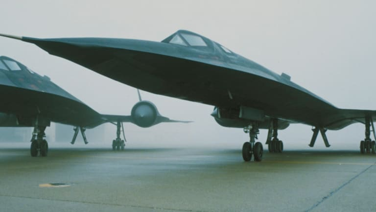 Area 51's Most Outrageous Top Secret Spy Plane Projects