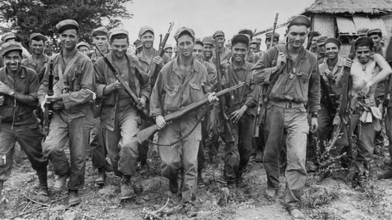 Filipino Americans Fought With U.S. in WWII, Then Had to Fight for Veterans Benefits