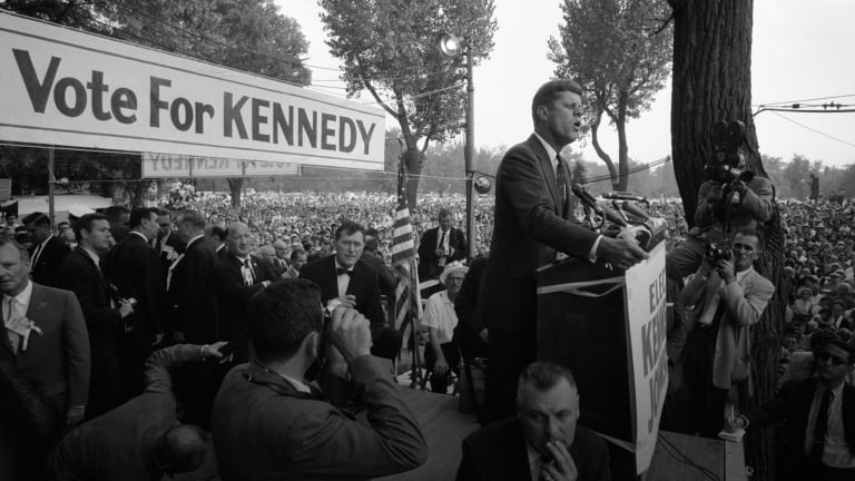 How John F. Kennedy Overcame Anti-Catholic Bias to Win the Presidency